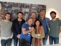 Vincent Brons, Stefan Rokebrand, Erik, Mike Reus, Stefan de Walle, David Lucieer, Esther Scheldwacht