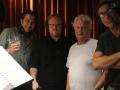 vlnr Sander, Fabian, Dick, Peter